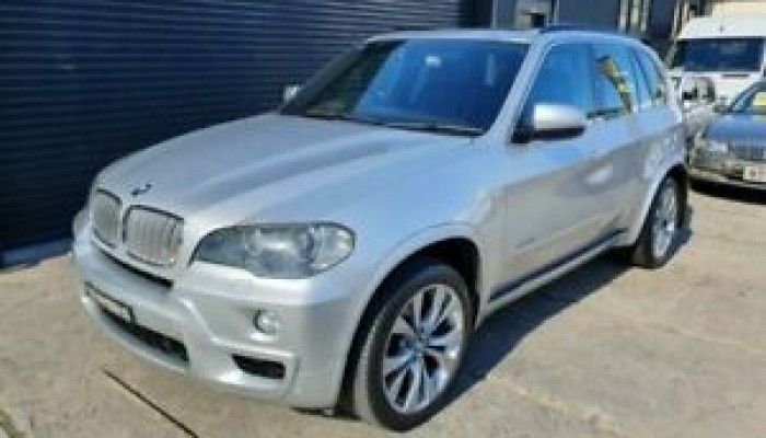 2009 BMW X5 E70 MY09 xDrive 48I